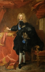 Rigaud, Hyacinthe François Honoré - Philip V, King of Spain (1683-1746)