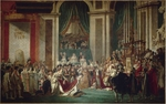 David, Jacques Louis - The Coronation of Napoleon