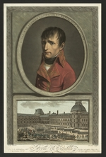 Boilly, Louis-Léopold - Napoleon Bonaparte as First Consul of France