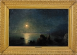 Aivazovsky, Ivan Konstantinovich - Ancient Greek poets by the water's edge in the Moonlight