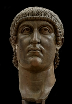 Classical Antiquities - Constantine the Great (Head of Constantine's colossal statue)