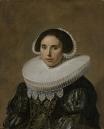 Hals, Frans I - Portrait of a Woman