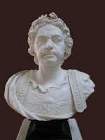 Anonymous - Portrait Bust of Emperor Peter the Great