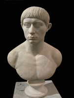 Art of Ancient Rome, Classical sculpture - Bust of Brutus