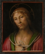 Perugino - Christ Crowned with Thorns