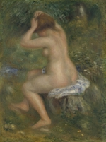 Renoir, Pierre Auguste - A Bather