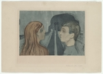Munch, Edvard - Attraction II