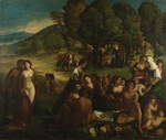 Dossi, Dosso - A Bacchanal