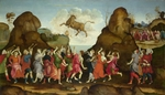 Lippi, Filippino, (School) - The Worship of the Egyptian Bull God, Apis