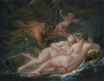 Boucher, François - Pan and Syrinx