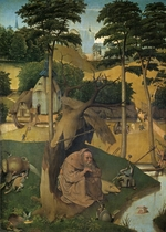 Bosch, Hieronymus - The Temptation of Saint Anthony