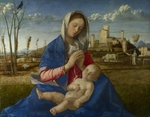 Bellini, Giovanni - Madonna of the Meadow