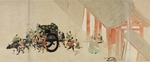 Anonymous - Illustrated Tale of the Heiji Civil War (The Imperial Visit to Rokuhara) 2 scroll