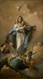 Tiepolo, Giambattista - The Immaculate Conception of the Virgin