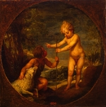 Cano, Alonso - Christ and John the Baptist as Children