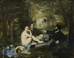 Manet, Édouard - The Luncheon on the Grass