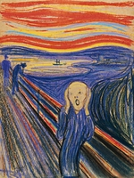 Munch, Edvard - The Scream