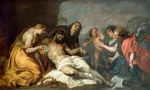 Dyck, Sir Anthony van - The Lamentation over Christ