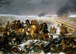 Gros, Antoine Jean, Baron - Napoleon on the Battlefield of Eylau