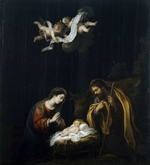 Murillo, Bartolomé Estebàn - The Nativity