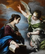 Strozzi, Bernardo - The Annunciation
