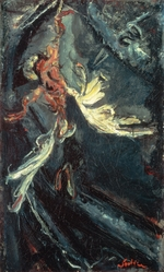 Soutine, Chaim - Hanging Duck