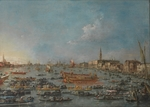 Guardi, Francesco - The Bucintoro Festival of Venice