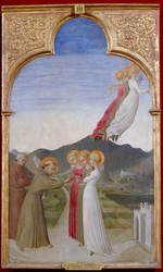 Sassetta - The Mystical Marriage Of St. Francis Of Assisi