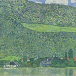 Klimt, Gustav - Litzlberg on the Attersee