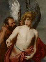 Dyck, Sir Anthony van - Daedalus and Icarus