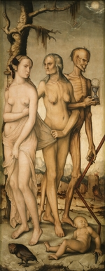 Baldung (Baldung Grien), Hans - The Ages and Death
