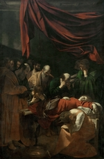 Caravaggio, Michelangelo - The Death of the Virgin