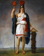 Gros, Antoine Jean, Baron - Allegorical Figure of the French Republic