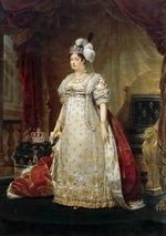 Gros, Antoine Jean, Baron - Marie Thérèse Charlotte of France, called Madame Royale (1778-1851)