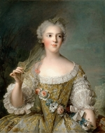 Nattier, Jean-Marc - Princess Sophie of France (1734-1782)