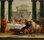 Tiepolo, Giambattista - The Last Supper
