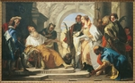 Tiepolo, Giambattista - The Patron Saints of the Crotta Family