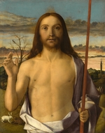 Bellini, Giovanni - Christ Blessing