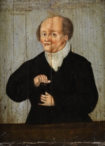 Anonymous - Portrait of Paracelsus