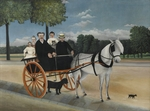 Rousseau, Henri Julien Félix - Old Junier's Cart