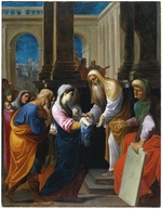Carracci, Lodovico - The Presentation in the Temple