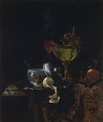 Kalf, Willem - Still life with Nautilus Cup