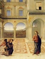 Perugino - The Annunciation
