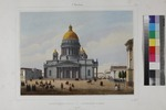 Benoist, Philippe - The Saint Isaac's Cathedral in Saint Petersburg