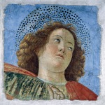 Melozzo da Forli - Head Of A Young Apostle