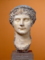 Classical Antiquities - Portrait of Agrippina the Younger (Agrippina Minor)