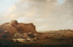 Cuyp, Aelbert - Landscape with rabbits