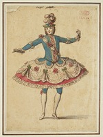 Anonymous - Ballet Les petits riens by Wolfgang Amadeus Mozart at the Academie Royale de Music in Paris on 11 June 1778