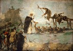 Guardi, Francesco - The Miracle of a Dominican Saint (Saint Goncalo de Amarante?)