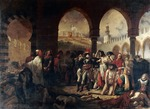 Gros, Antoine Jean, Baron - Bonaparte Visiting the Plague Victims of Jaffa
